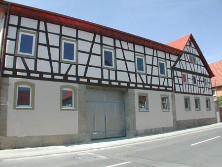 Fachwerk Wohnhaus